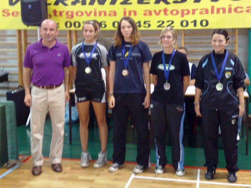Galerija k članku: 1. OT Pokala MRNTZ Ljubljana 2009/2010