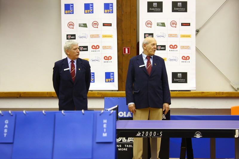 Galerija k članku: 4. in 7. krog Joola evropske lige