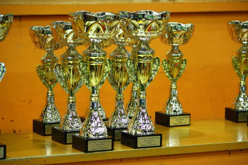 Galerija k članku: 20. državno prvenstvo RS za člane in članice